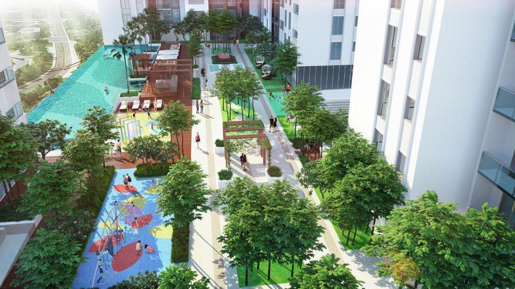 Kết quả hình ảnh cho dự án căn hộ The Avila 2