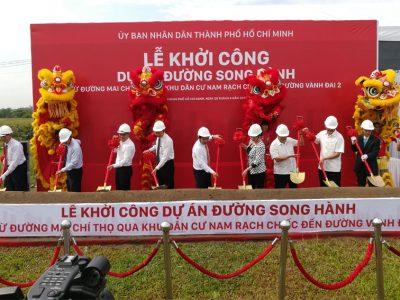khoi cong duong song hanh