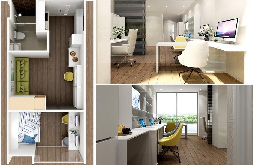 Thiết kế Nhà mẫu Dự án Felisa Riverside