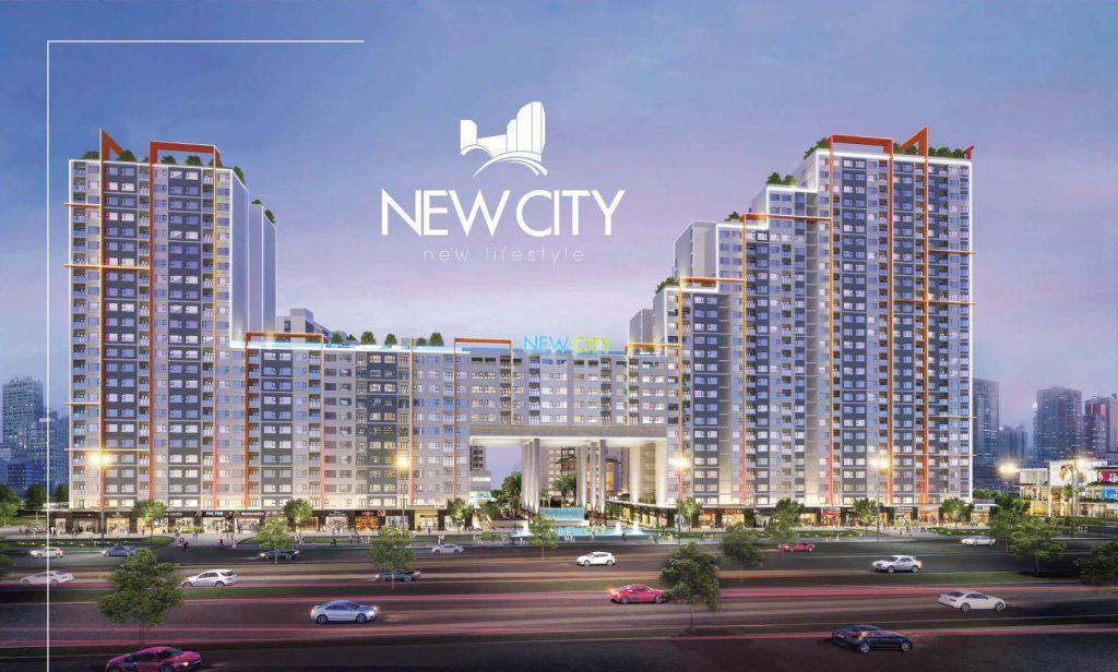 Dự án căn hộ New City Thủ Thiêm