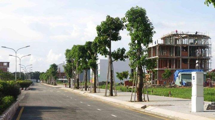Dự án Đất nền Hóc Môn Town