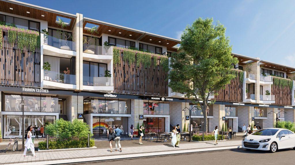 Hệ thống Trung tâm thương mại Dự án Dragon Smart City
