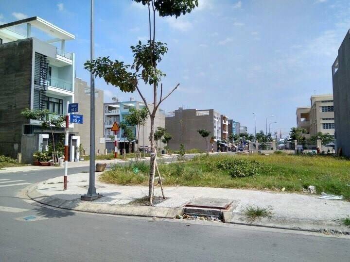 Hình ảnh thực tế tại Dự án Đất nền Hóc Môn Town