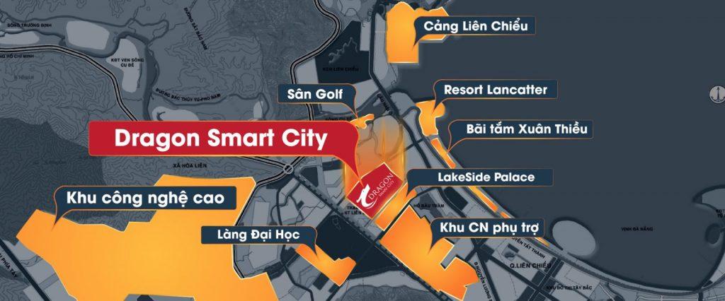 Tiện ích xung quanh Dự án Dragon Smart City