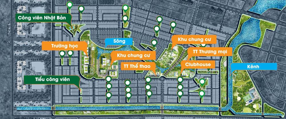 Tiện ích nội khu cao cấp Dự án Dragon Smart City