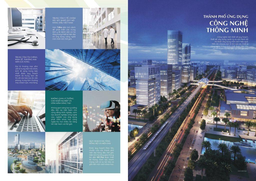 Thành phố ứng dụng công nghệ thông minh Swan Park Nhơn Trạch Đồng Nai