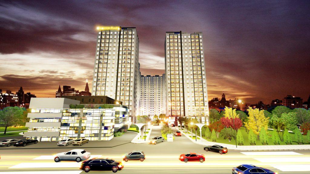 Dự án LakeView tower quận 12 đang là tâm điểm của khu vực Tây Sài Gòn