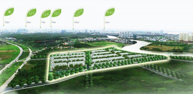 Dự án Nine South Estates