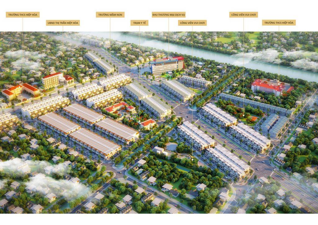 Dự án Cát Tường Golden River Residence