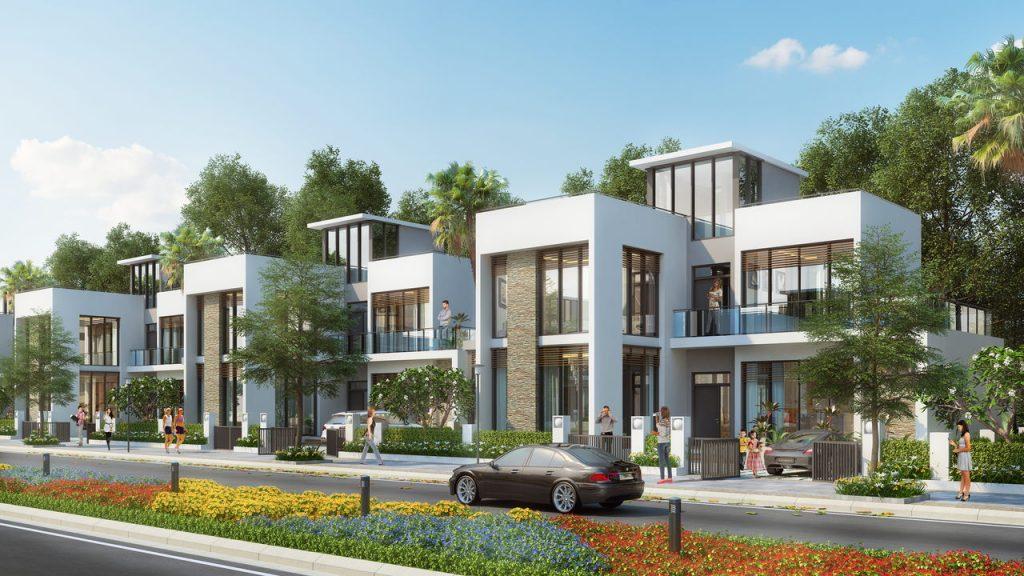 Thiết kế Khu biệt thự Dự án Khu đô thị Kim Long Ocean Thuận Phước Đà Nẵng