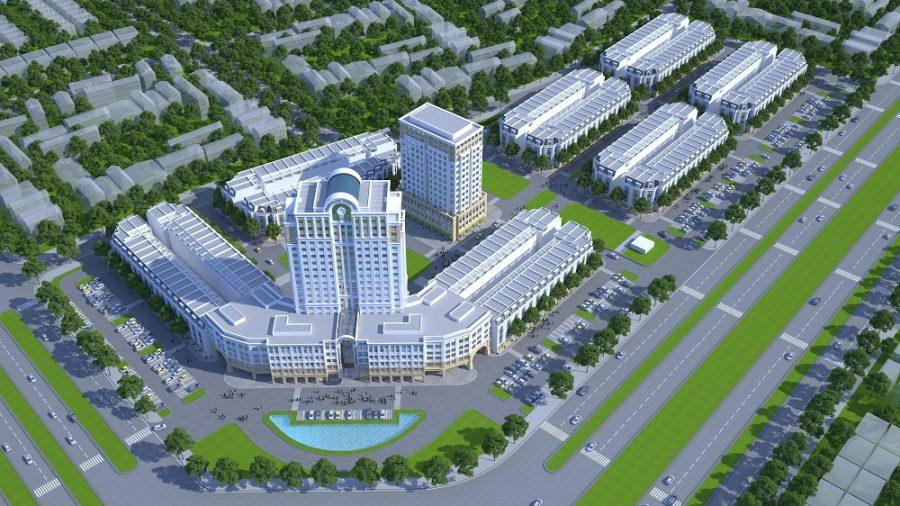 Dự án Khu đô thị xanh Eurowindow Garden City