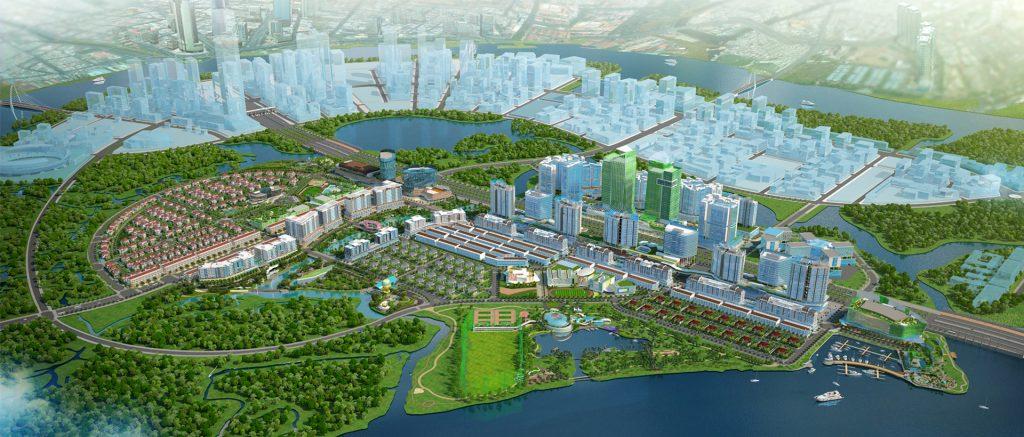 Căn hộ My Paradise Sơn Kim Land Thủ Thiêm Quận 2