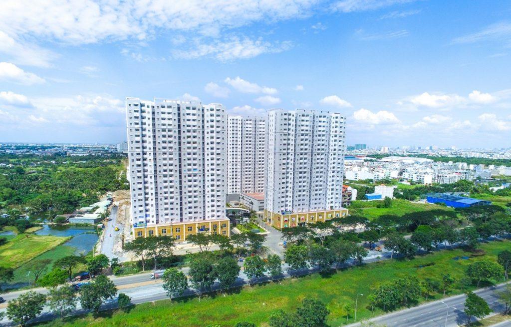 Dự án căn hộ Stown Tham Lương Quận 12