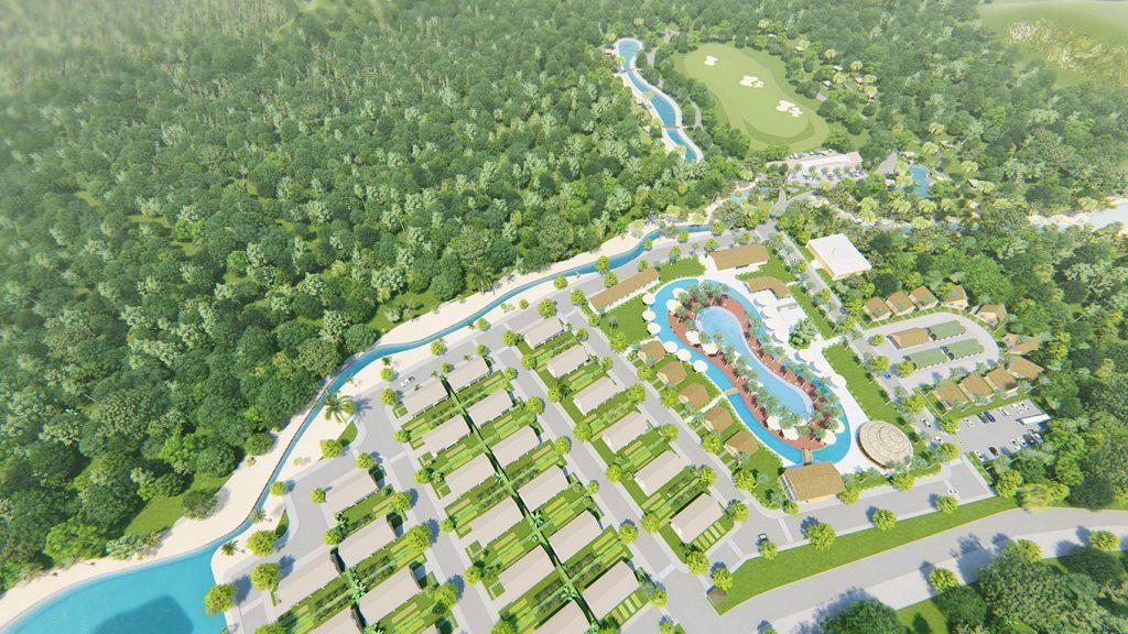 Dự án Bình Châu Green Garden Villa