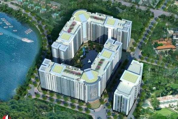Dự án Căn hộ Chung cư 584 Lilama SHB Plaza