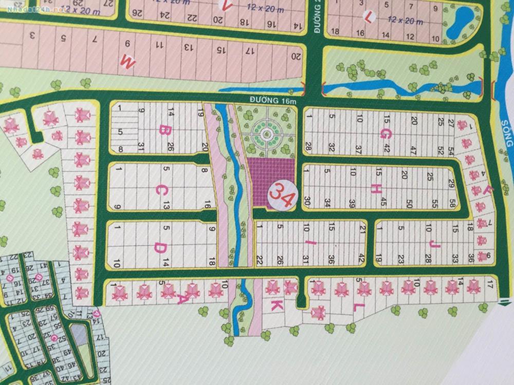 Dự án đất nền Song Đạt quận 9