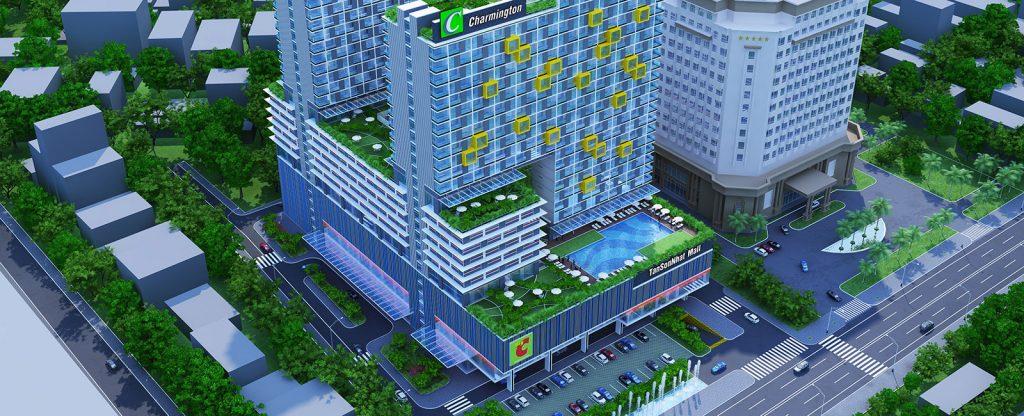 Dự án căn hộ Charmington Tân Sơn Nhất Phú Nhuận