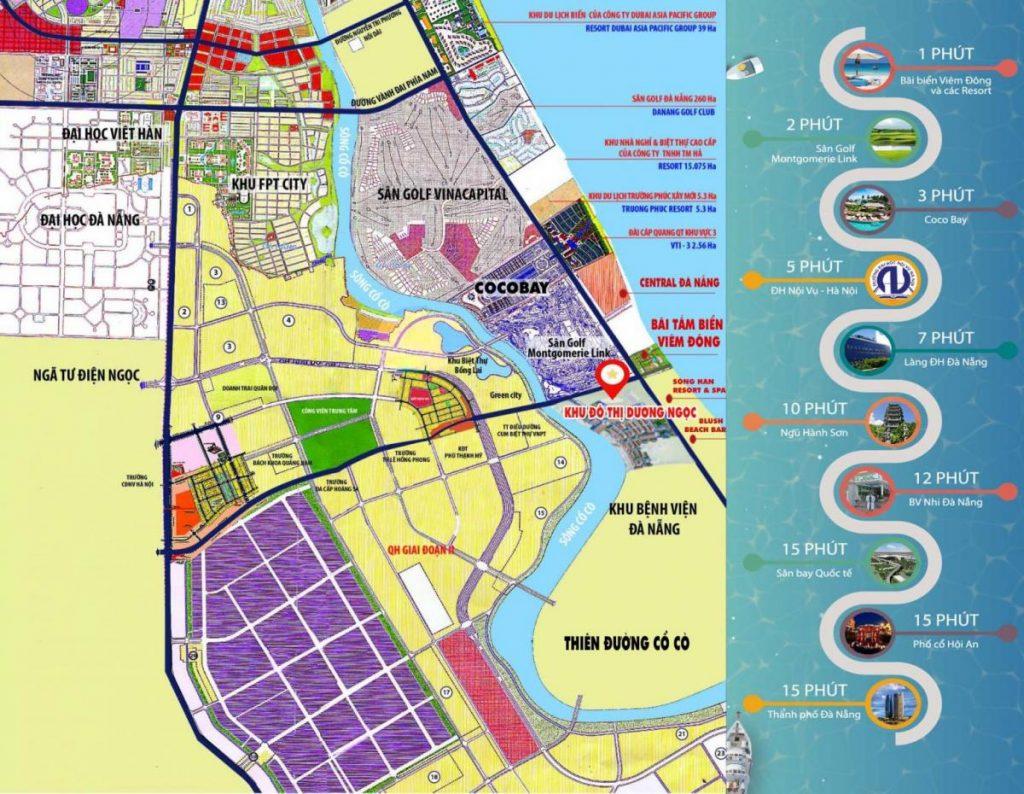 Tiện ích Dự án Đất Quảng Riverside