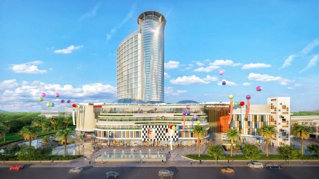 Trung tâm Thương mại Kiến Tường Central Mall