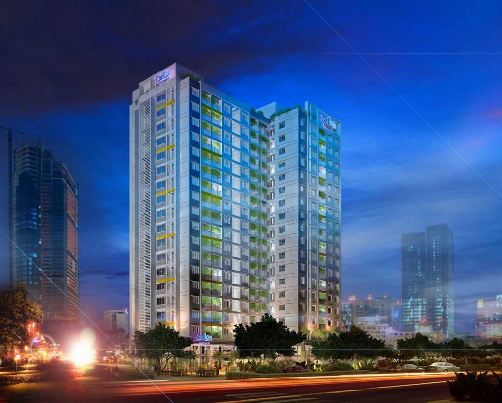 du an can ho res green tower thoai ngoc hau