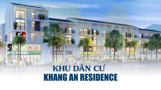 Dự án Khu dân cư Khang An Residence Trần Đại Nghĩa Bình Tân
