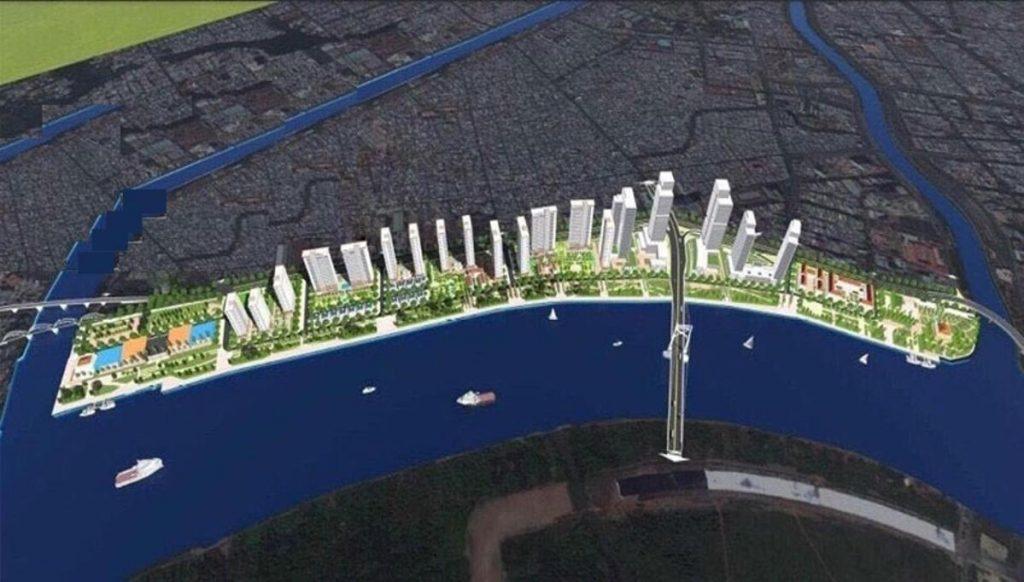 Dự án khu phức hợp Nhà Rồng – Khánh Hội đường Nguyễn Tất Thành Quận 4