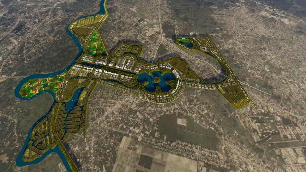 Dự án New City Củ Chi