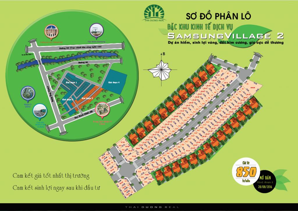Dự án SamSung Village 2