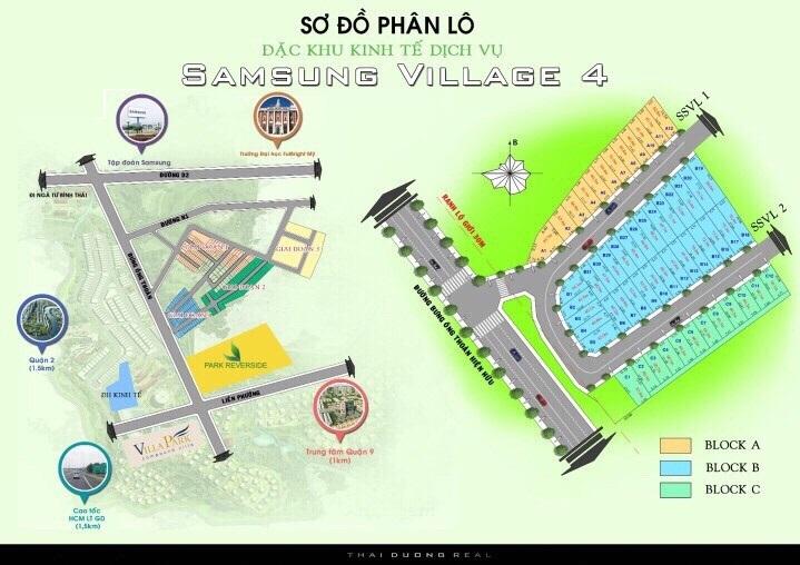 Dự án SamSung Village 4