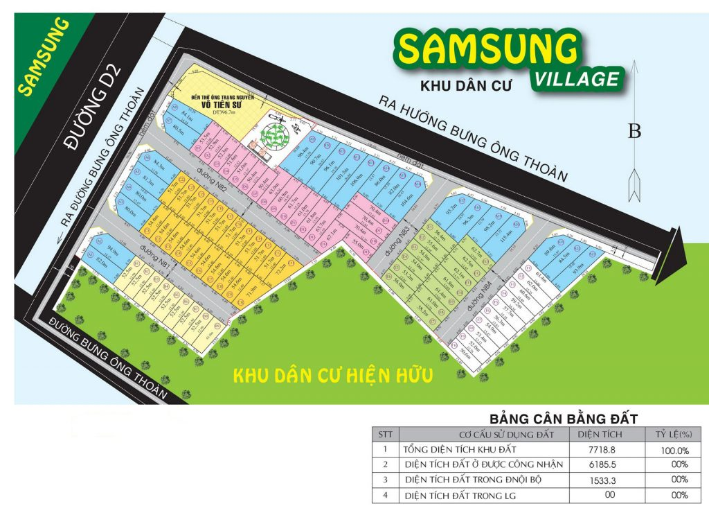 Dự án SamSung Village