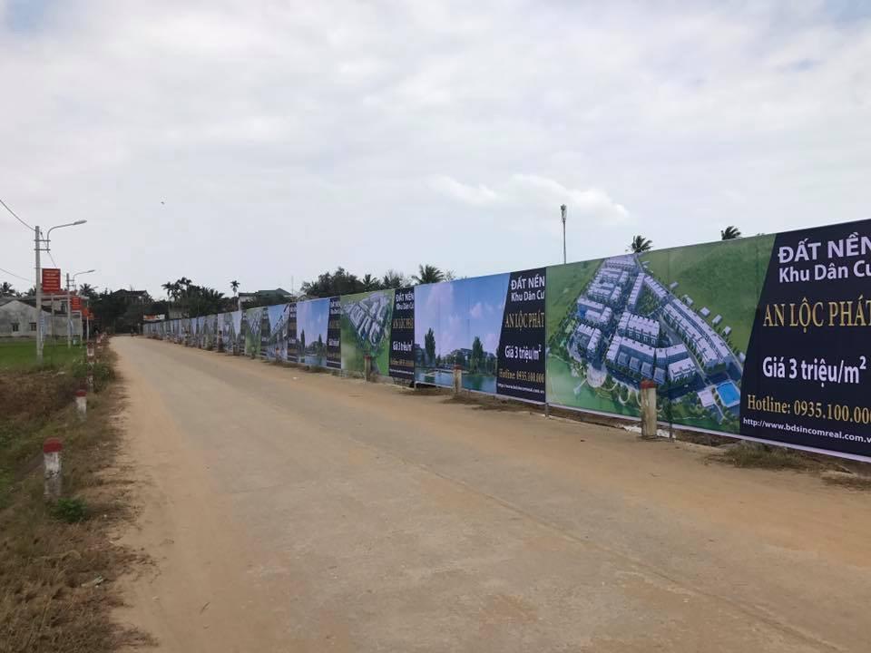 Hình ảnh thực tế Dự án An Lộc Phát Quảng Ngãi