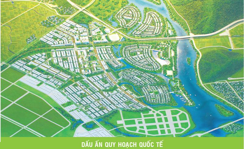 Mặt bằng Dự án Golden Hills Đà Nẵng