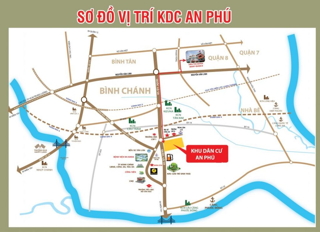 vi tri du an an phu center long an