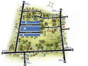 Mặt bằng Dự án Nhơn Trạch Residence