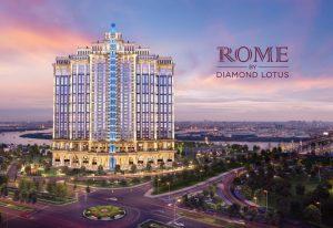 rome by diamond lotus
