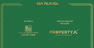 Chủ đầu tư Ba Ria City Gate