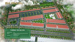 Dự án khu đô thị Ba Ria City Gate