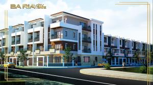 Phối cảnh nhà phố liên kế tại dự án Ba Ria City Gate