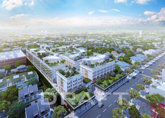 Dự án Nhà Phố D-One Sài Gòn