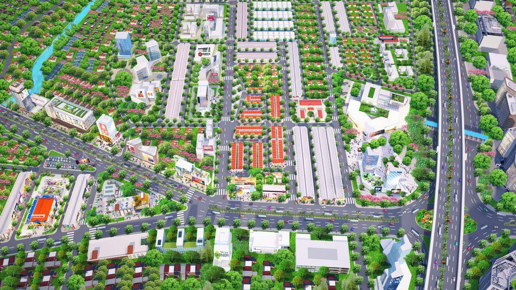 Cơ sở hạ tầng phát triển