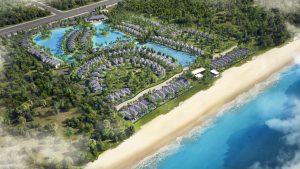Phối cảnh Dự án Nova Beach Cam Ranh