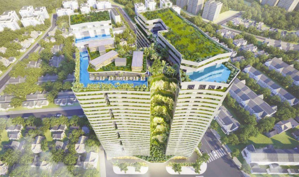Dự án Căn hộ Chung cư Victoria Garden Trần Đại Nghĩa Bình Tân