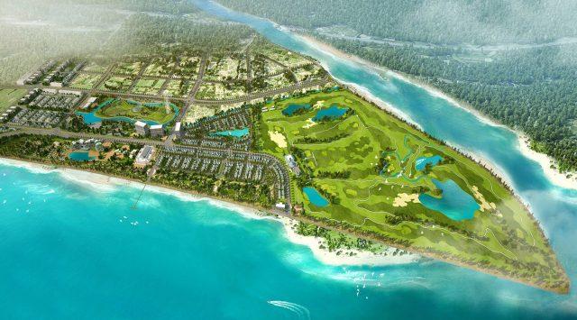 Khu đô thị thương mại du lịch nghỉ dưỡng sinh thái Đại Ninh - Nam Đà Lạt