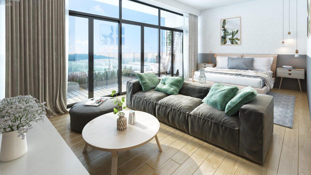 Thiết kế căn hộ Quy Nhon Melody theo phong cách Châu âu