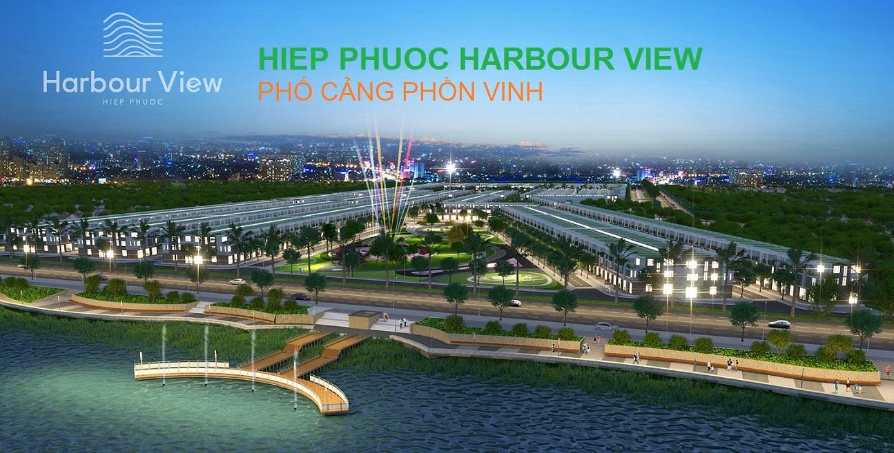 Phối cảnh Dự án Hiep Phuoc Harbour View
