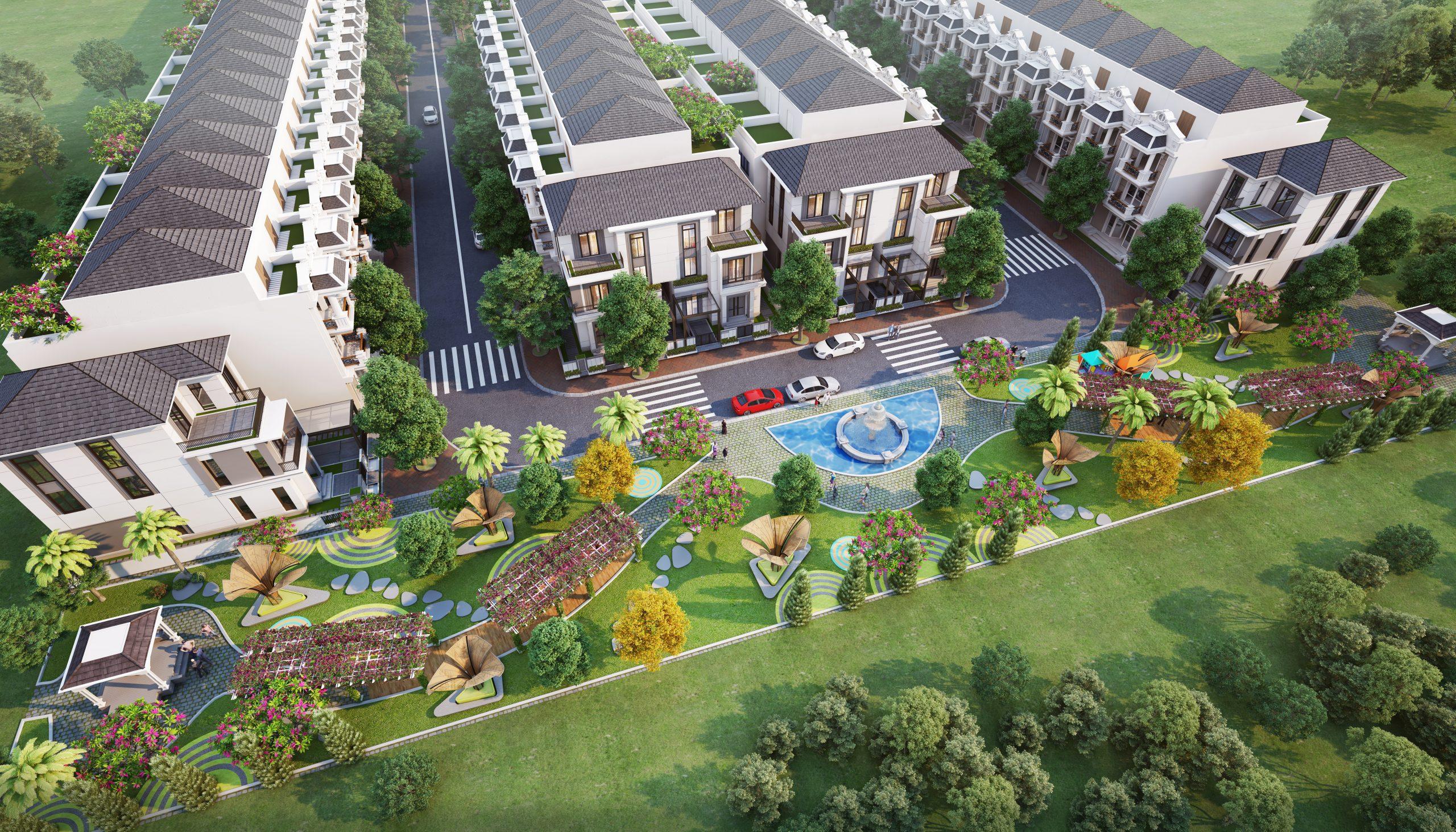 Khám phá dự án đất nền Tân Phước Center Bình Phước