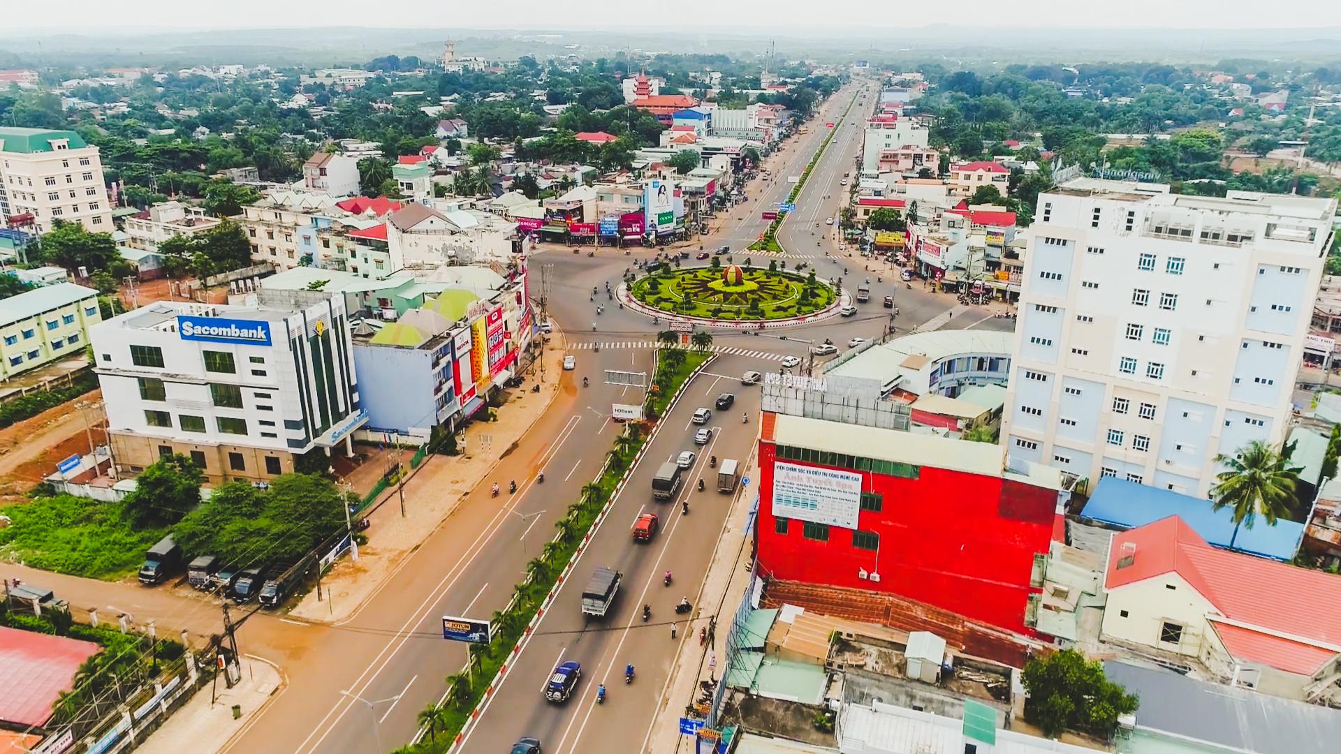 Tổng quan thị trường nhà đất tỉnh Bình Phước